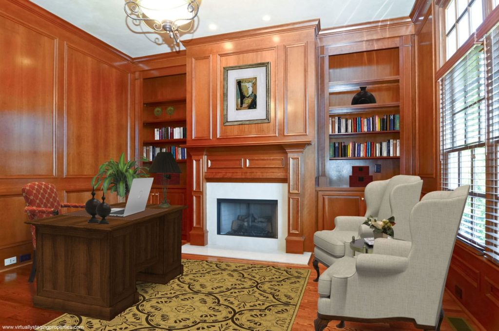 virtual staged room 5