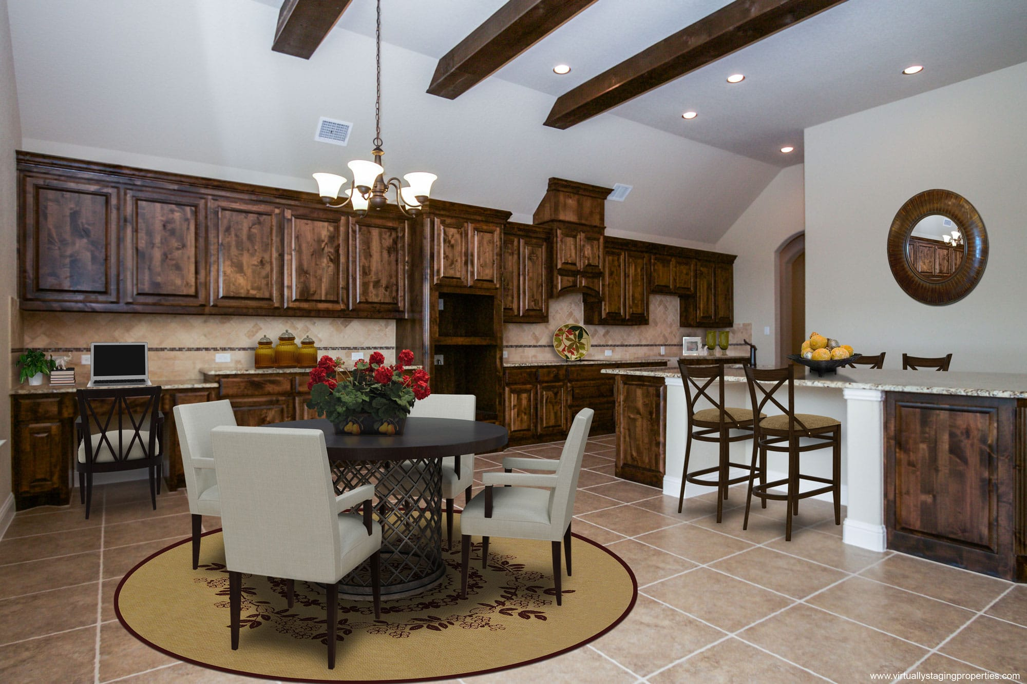 virtual staging kitchen 4