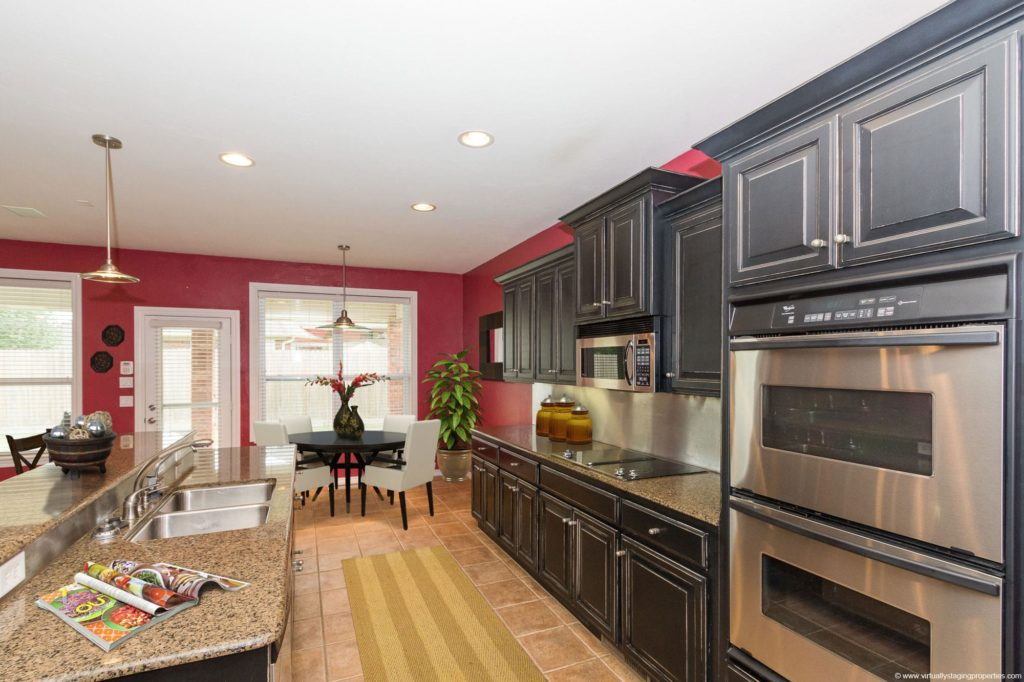 virtual staging kitchen 5