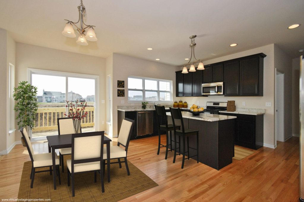 virtual staging kitchen 7