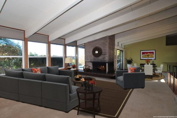 virtual staging living room 11