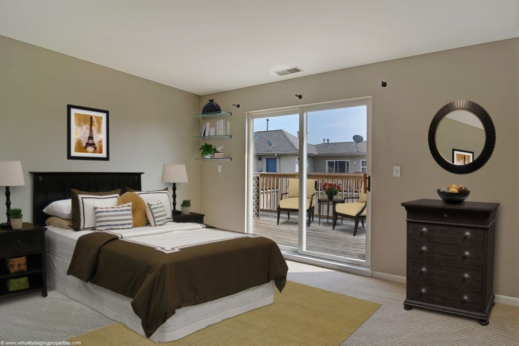 virtual staging bedroom 3