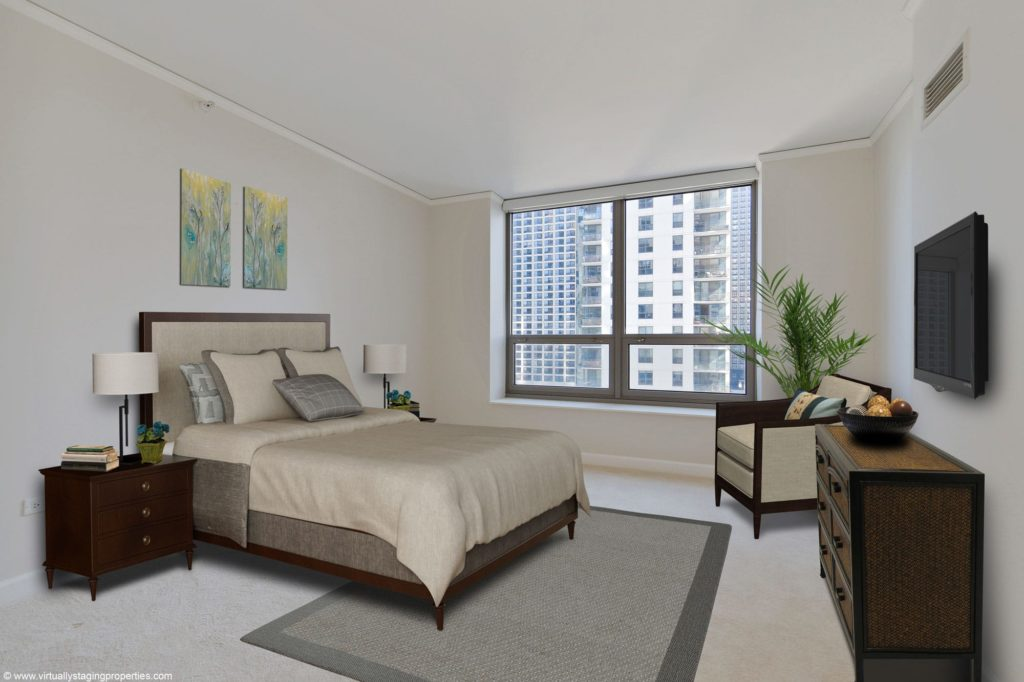 virtual staging bedroom 4
