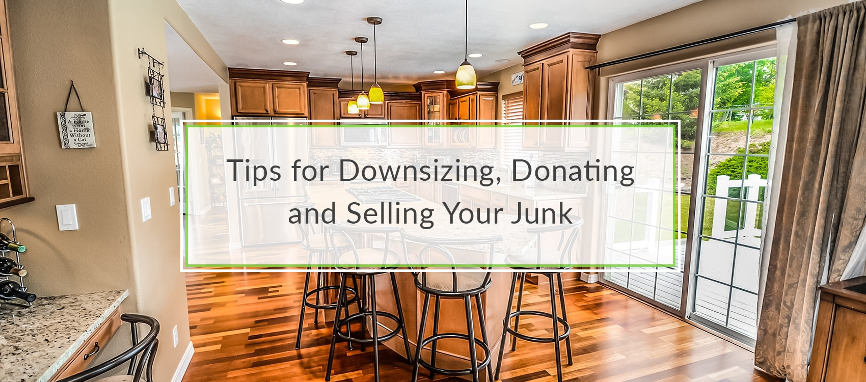 tips for downsizing